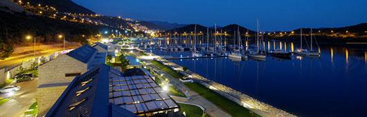 S/Y TUNDRA is based in Kas Setur Marina